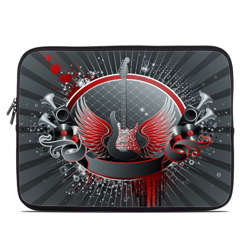 Rock Out Laptop Sleeve