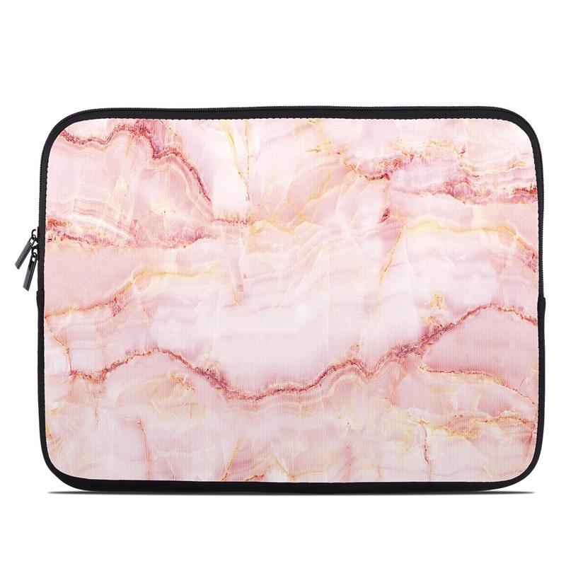 Satin Marble Laptop Sleeve