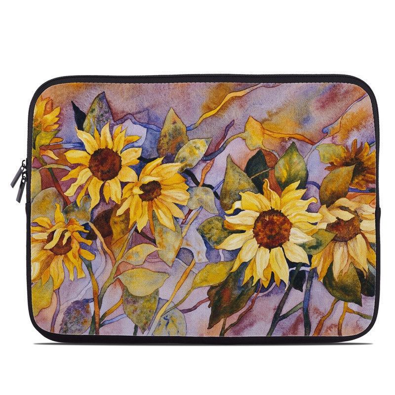 Sunflower Laptop Sleeve