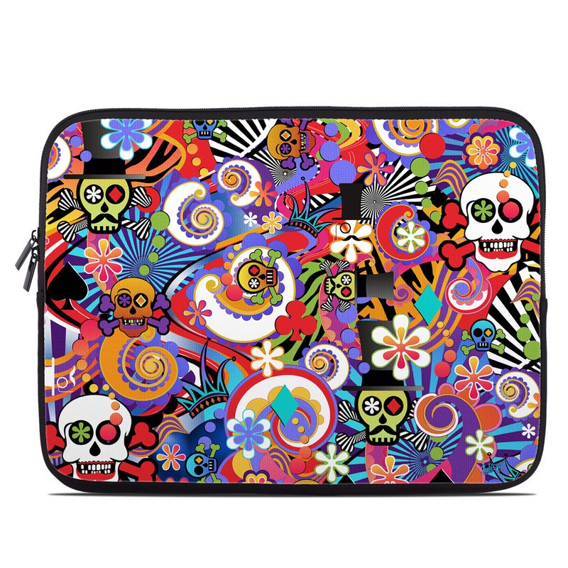 Skull Squad Laptop Sleeve