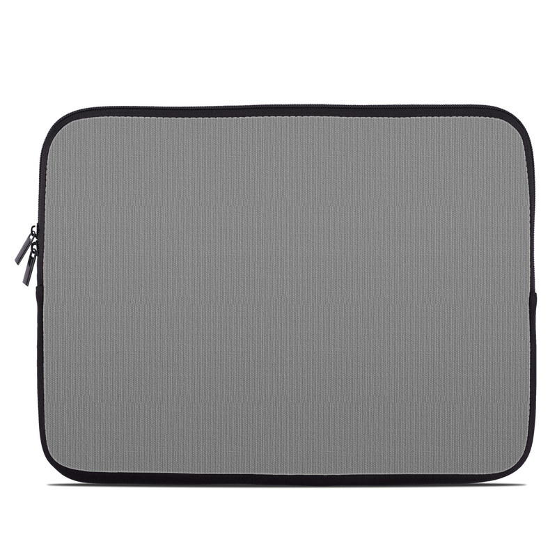 Solid State Grey Laptop Sleeve