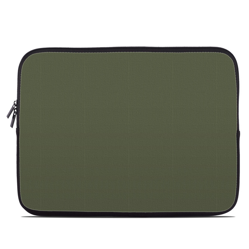 Solid State Olive Drab Laptop Sleeve