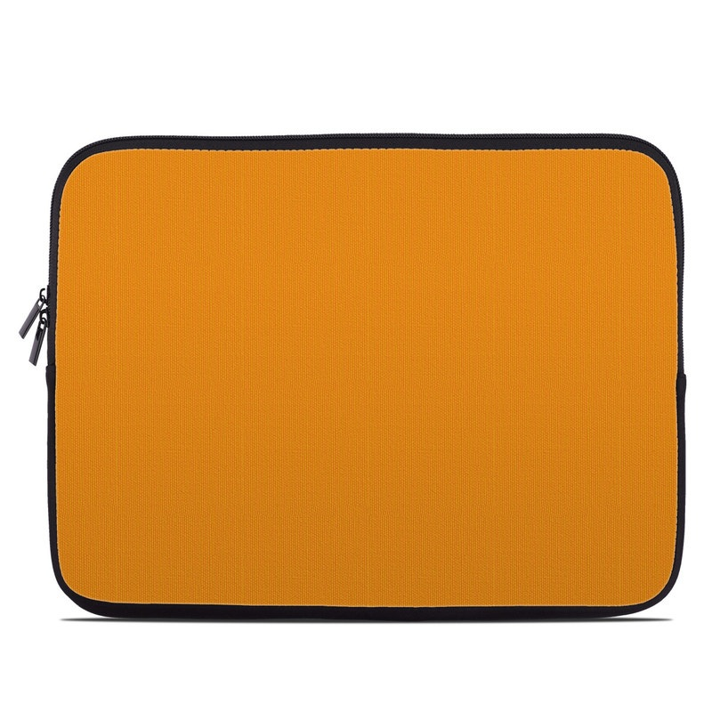Laptop Sleeve design of Orange, Yellow, Brown, Text, Amber, Font, Peach with orange colors