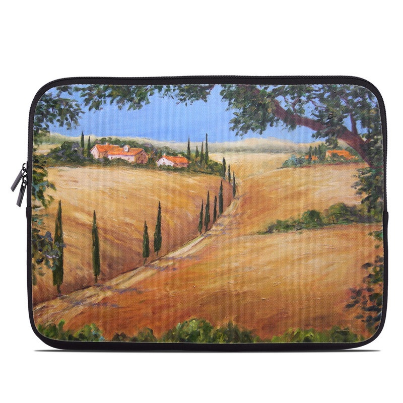 Wheat Fields Laptop Sleeve