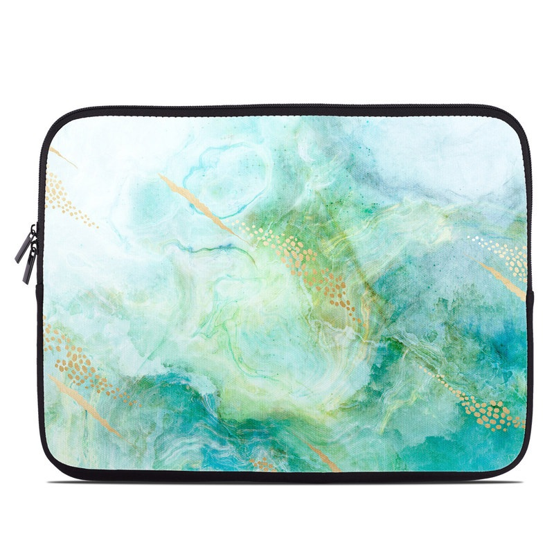 Winter Marble Laptop Sleeve