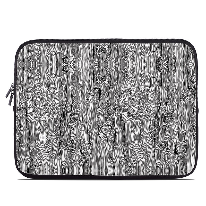 Woodgrain Laptop Sleeve