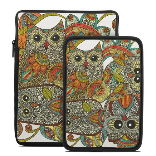 4 owls Tablet Sleeve