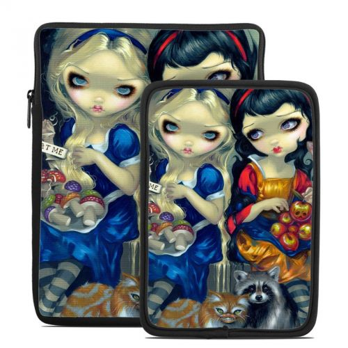 Alice & Snow White Tablet Sleeve