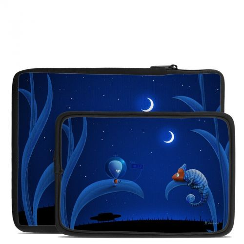 Alien and Chameleon Tablet Sleeve