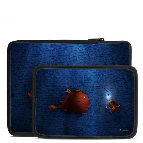 Angler Fish Tablet Sleeve