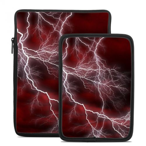 Apocalypse Red Tablet Sleeve