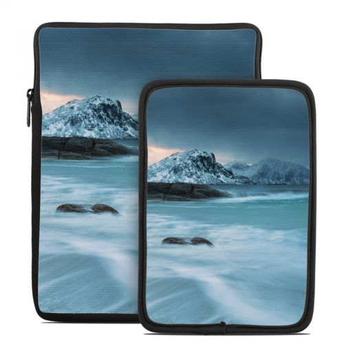 Arctic Ocean Tablet Sleeve