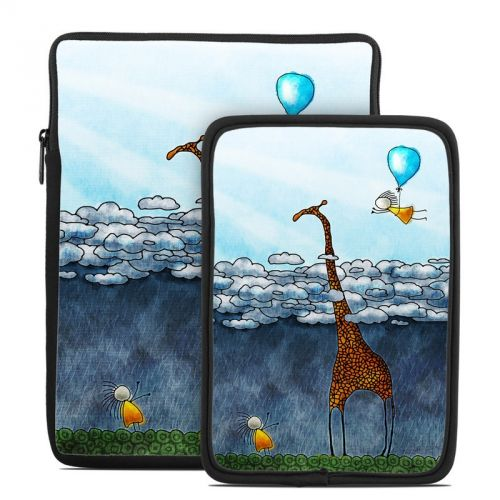 Above The Clouds Tablet Sleeve