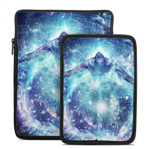 Become Something Tablet Sleeve