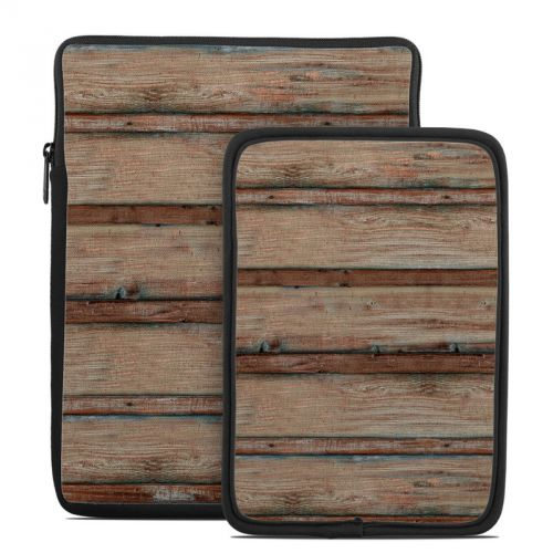 Boardwalk Wood Tablet Sleeve