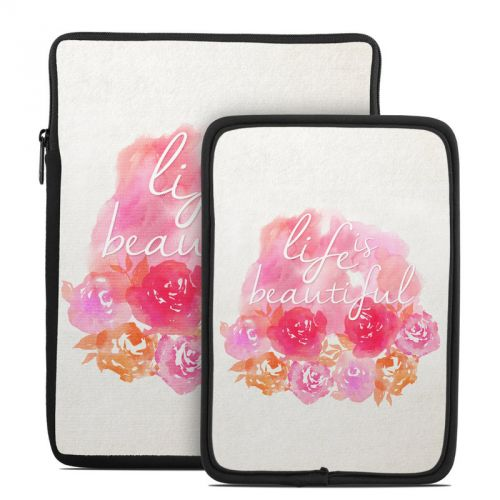 Beautiful Tablet Sleeve