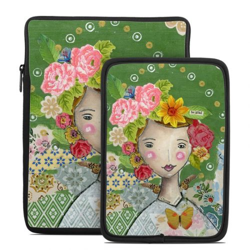 Be Glad Tablet Sleeve