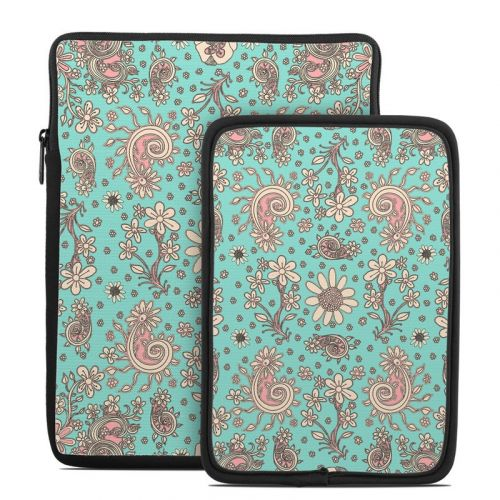 Birds Of A Flower Tablet Sleeve