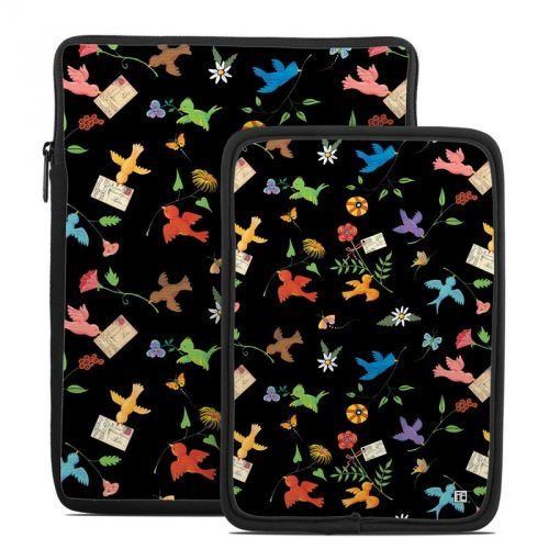 Birds Tablet Sleeve