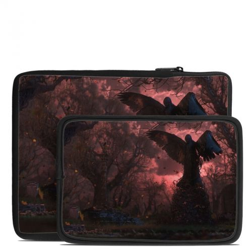 Black Angel Tablet Sleeve