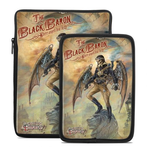 The Black Baron Tablet Sleeve
