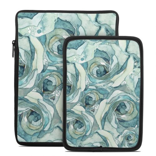 Bloom Beautiful Rose Tablet Sleeve
