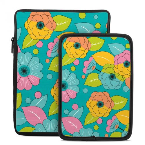 Blossoms Tablet Sleeve