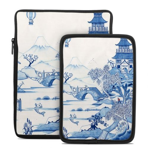 Blue Willow Tablet Sleeve