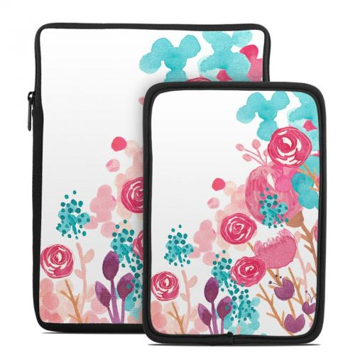 Blush Blossoms Tablet Sleeve