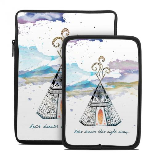 Boho Teepee Tablet Sleeve