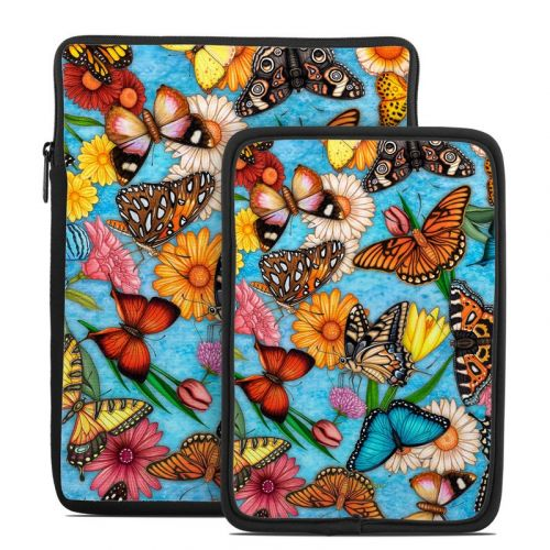 Butterfly Land Tablet Sleeve