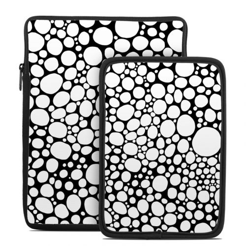 BW Bubbles Tablet Sleeve