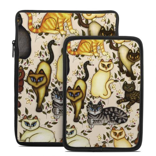 Cats Tablet Sleeve