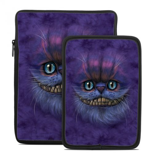 Cheshire Grin Tablet Sleeve