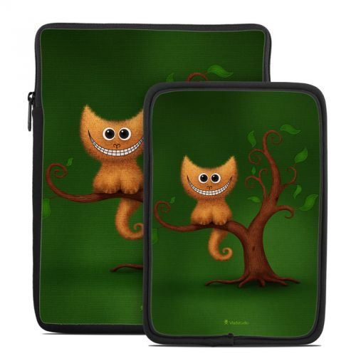 Cheshire Kitten Tablet Sleeve