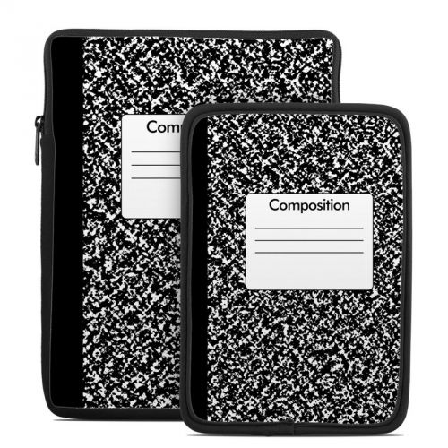 Composition Notebook Tablet Sleeve
