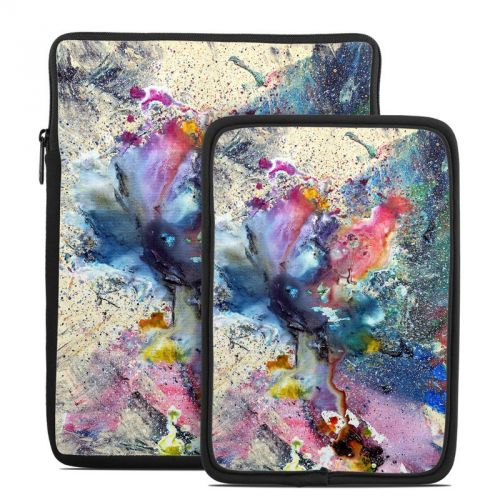 Cosmic Flower Tablet Sleeve
