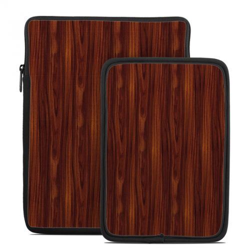 Dark Rosewood Tablet Sleeve