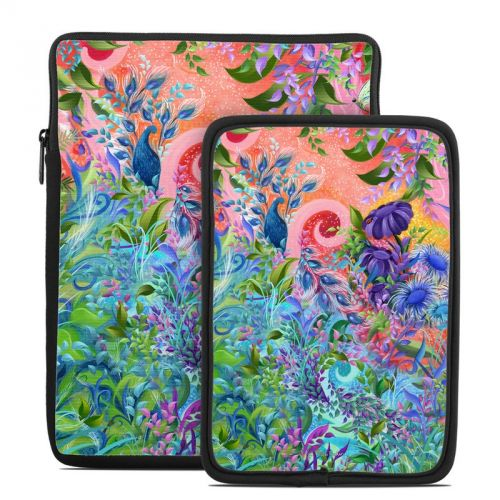 Fantasy Garden Tablet Sleeve