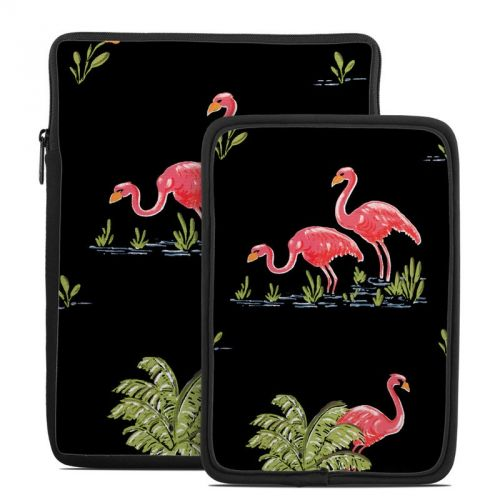 Flamingos Tablet Sleeve