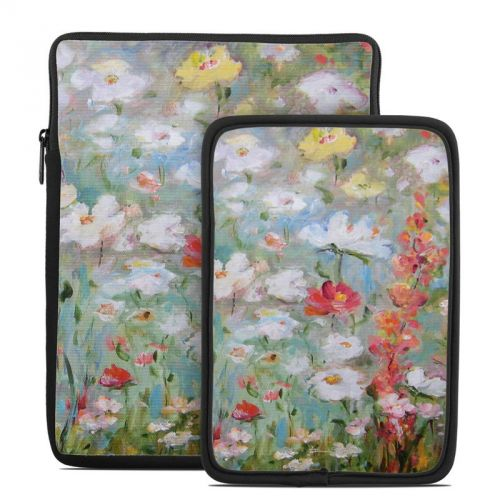 Flower Blooms Tablet Sleeve