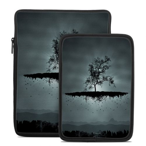 Flying Tree Black Tablet Sleeve
