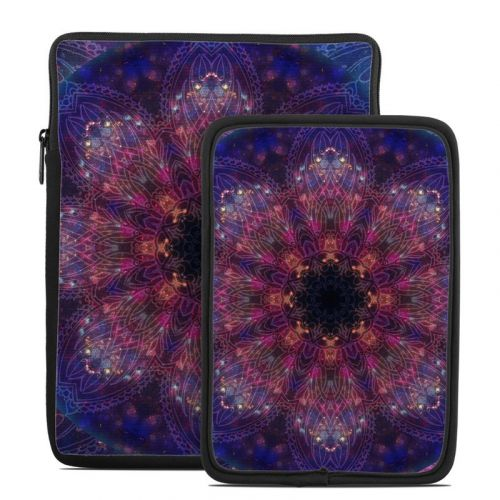 Galactic Mandala Tablet Sleeve