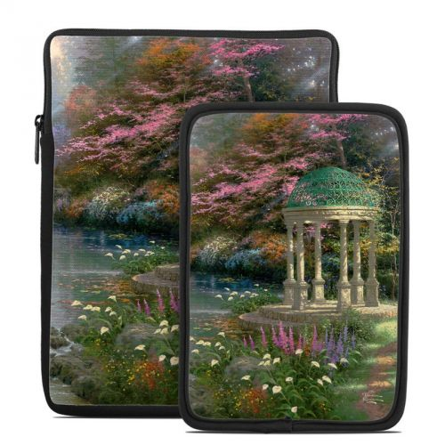 Garden Of Prayer Tablet Sleeve