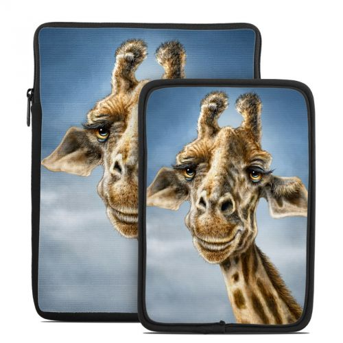 Giraffe Totem Tablet Sleeve