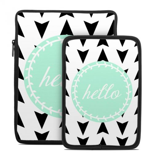 Greetings Tablet Sleeve