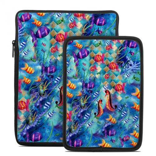 Harlequin Seascape Tablet Sleeve