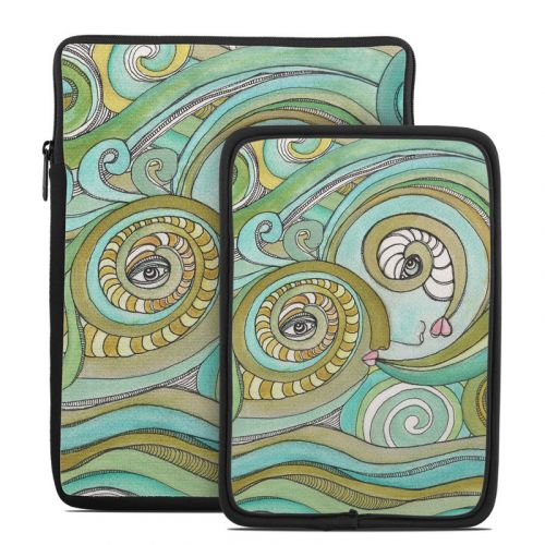 Honeydew Ocean Tablet Sleeve