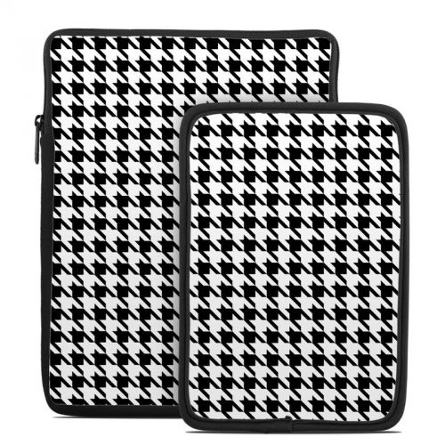 Houndstooth Tablet Sleeve