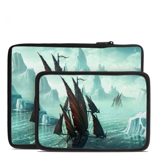 Into the Unknown Tablet Sleeve